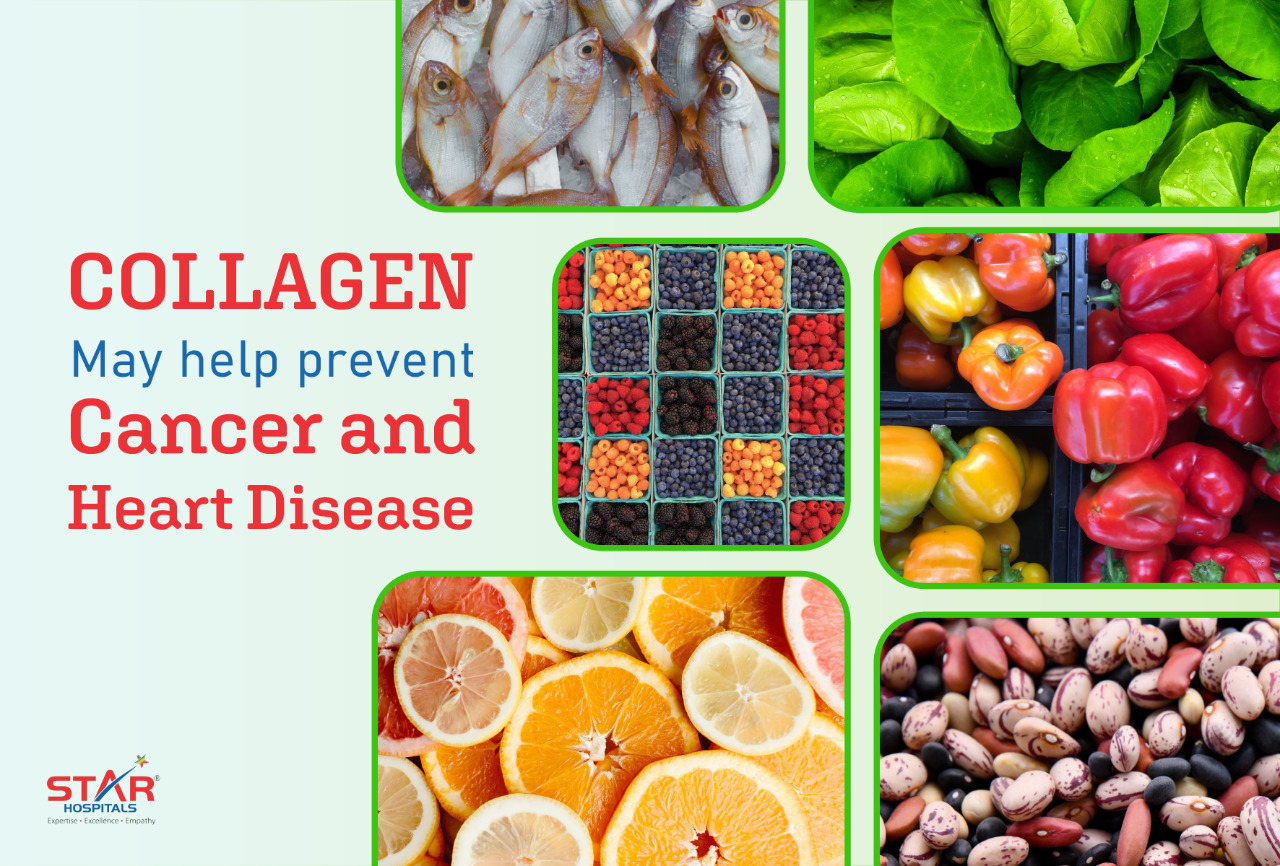 Collagen May Help To Prevent Cancer and Heart Disease